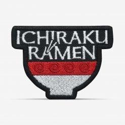 patch bordado adesivo termocolante customização naruto ichiraku ramen